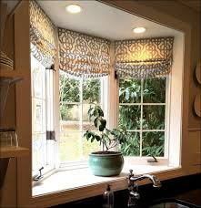 Kitchen  Kitchen Window Treatments Pictures Bay Window Cost Bow Window Cost Calculator