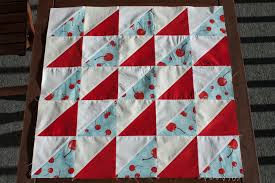 Half Square Triangles Galore | Quilter Bees & I opted for lots of half square ... Adamdwight.com