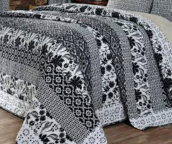 Black White Gray And Yellow Lap Quilt Black White And Green Quilt ... & ... Black White Quilt Block Patterns 80 A 80 Black White Bedding Sets King  Black And White Adamdwight.com
