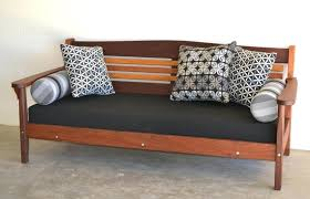 wooden outdoor daybed modern daybed recycled timber timber outdoor daybeds sydney wooden outdoor daybed