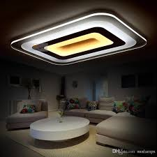 2018 new home office led modern ceiling lights study lighting interior led ceiling lamp square ceiling light fixture of bedroom living room from sunlamps
