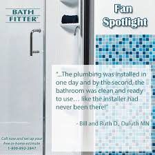 bath fitter vancouver careers. big thanks to our veteran installer nate on a fantastic job for bill and ruth! bath fitter vancouver careers r