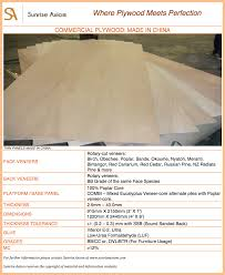 plywood sheet dimensions commercial plywood made in china specification sheet sunrise axiom