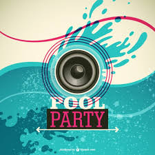 Party Invitation Images Free Pool Party Invitation Vector Free Download