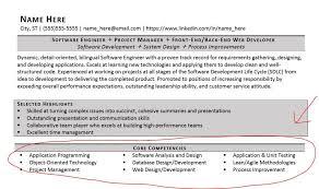 Management Skills Resume Inspiration Project Management Skills In Resume Elega Ukashturka