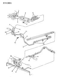 1991 chrysler lebaron gtc fuel lines diagram 000007kv