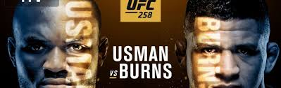 UFC 258 Live Stream   Watch MMA Full Fight, Free Online TV by @nobintv