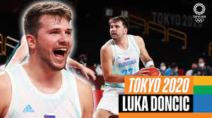 Luka Doncic 🇸🇮 at the Olympics ...