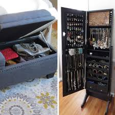 Double Duty Furniture 11 Clothes Storage Ideas To Transform Your Closet Family Handyman