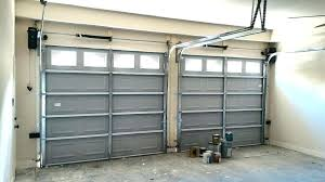 low headroom garage door large size of genie low headroom garage door opener overhead repair near