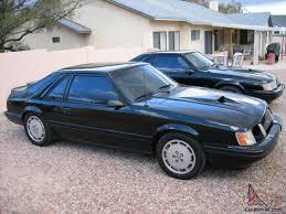 Ford Mustang SVO - car classics