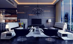 Modern Furniture Designs For Living Room 25 Modern Living Rooms With Cool Clean Lines
