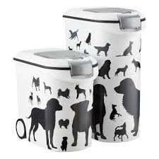 Curver Dry Dog Food Containers | The Container Store