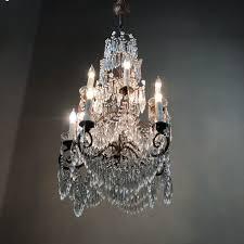 chair alluring art deco glass chandelier 27 antique italian period cut crystal mesmerizing art deco glass