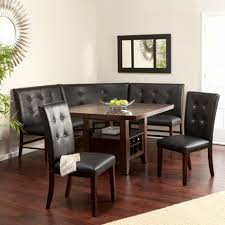 endearing dining room furniture bench seating 6 person round dining table plank dark brown wood wicker for 12 fir wood large counter lacquered curved