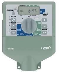 orbit irrigation sprinkler timer manuals videos 4 station super dial dual program indoor sprinkler timer