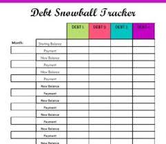 Free Debt Snowball Spreadsheet Pywrapper
