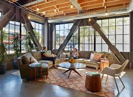 office space inspiration. Thumbtack\u0027s SF Office Lobby Looks Like A Comfortable Living Room Space Inspiration