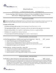 Student Nurse Resume Template Nursing Resume Template 3 Tips For Student Nurse Resume Medical