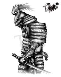 Samurai Warrior Design 32 Samurai Warrior Tattoo Sword Tattoo Samurai Tattoo