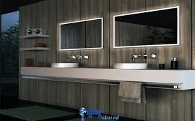 bathroom mirrors with lights fascinating bathroom mirrors with led lights bathroom lighting modern