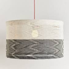lighting engaging woven lamp shade rattan ball dareau wicker shades seagrass diy natural lassco englands