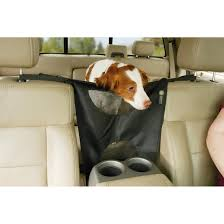 akc car seat pet cover black akc pet barrier