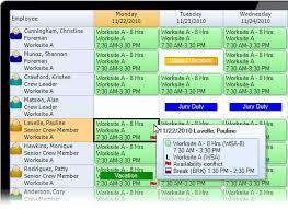 Online Work Schedule Crew Scheduling Software Snap Schedule