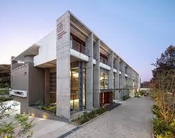 Design Thoughts Architects Bangalore Bangalore International Centres Contemporary Design Ad India