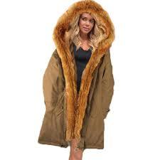 best winter jacket coat 2016 women plus size long parka luxury fur collar thick cotton padded down coats women s wadded jackets under 154 8 dhgate com