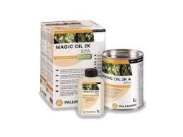<b>Масло</b> Pallmann <b>Magic Oil</b> 2K « Паркетные работы, материалы и ...