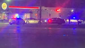 Police said the shooter was a man in his 20s, according to ap. Impd Suspect Shot By Police On Indy S West Side Wttv Cbs4indy
