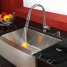Probably Perfect Nice Kitchen Sink Types Materials Pic Polkadothomee