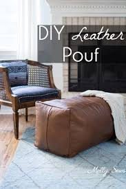 How To Make A Moroccan Pouf