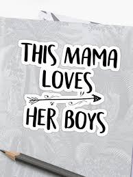 Diese Mama Liebt Ihren Jungen Lustige Mama Sprüche Hemd Mit Mama