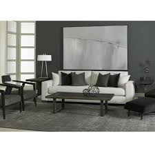 modern loft furniture. Precedent Furniture Connor Sofa Model 2667 In Room With Modern Loft Collection