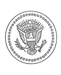 Small Picture The Great Seal of the United States coloring page KDG Social