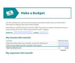 30+ Budget Templates & Budget Worksheets (Excel, PDF) - Template Lab