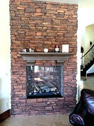 cultured stone fireplace ideas river stone fireplace fireplace river rock s s s s faux stone fireplace river rock