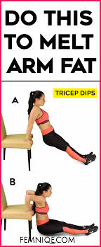 intense arm fat exercises without weights easy but effective arm fat exercises that requires no weights triceps dips is one of the best arm fat workouts