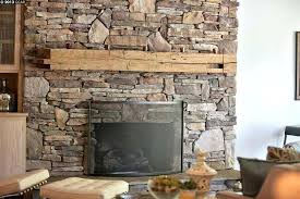 stacked stone for fireplaces here is a floor to ceiling stacked stone fireplace with hearth stacked