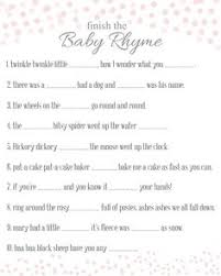 20 Hilarious Baby Shower Games That Are Also Perfect For A 2nd Affordable Baby Shower Games