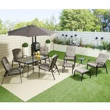 Garden Furniture - Patio Sets | The Range