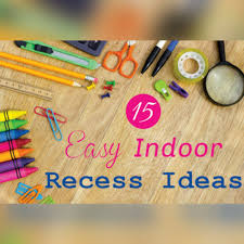 When the music stops, they must sit on a ball. 15 Fun Indoor Recess Games And Activities