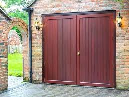 decorating side hinged garage doors house general carteck insulated