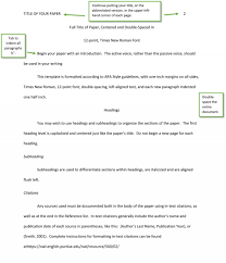 014 In Text Citation Sample Paper Research Chicago Style Example