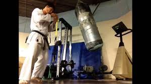 nakamura sensei heavy bag workout you