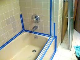re caulk shower re caulk shower how to a bathtub mamma due main tub scrub and