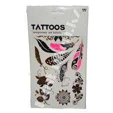 наклейки татуировки перья продажа цена в алматы аксессуары для тату и