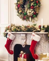 Jingle Bell Velvet Stocking Main Jingle Bell Velvet Stocking Alt